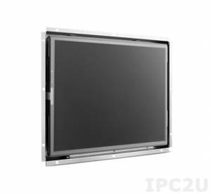 """IDS-3119N-35SXA1E Промышленный открытого исполнения 19"""" LCD монитор, SXGA 1280 x 1024, VGA, DVI, вход питания 12В DC"""