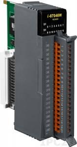 I-87046W Высокопрофильный 16-канальный модуль дискретного ввода без изоляции