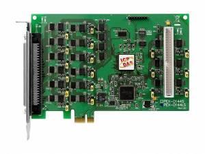 PEX-D144LS PCI Express дискретного ввода-вывода 144 канала TTL, разъем SCSI II
