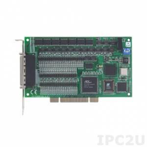 PCI-1758UDIO-AE Плата ввода-вывода Universal PCI, 64DI, 64DO