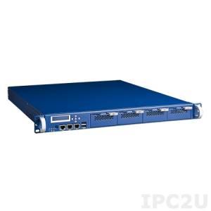 "FWA-3231-00A1E Сервер сетевой безопасности, поддержка процессоров Intel Xeon E3 series/Intel Core Haswell, C226, 4xDIMM DDR3 1333/1600 ECC, 2xGbE LAN, Handle 4xNMC, 1x3.5' или 1x2.5"" SATA HDD/SSD, CF или CFast, mSATA, VGA, 3xUSB, COM, 2xPCIe, питание PSU (1+1)"