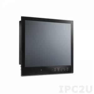"""MPC-2197X Морской безвентиляторный панельный компьютер с 19"""" монитором, Intel Core i7 2610UE 1.50GHz, NMEA 0183, поддержка SSD, двойной источник питания AC/DC, емкостной сенсорный экран"""