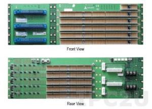 cBP-6415U/N110/K 6U CompactPCI, 5 слотовая, 64 бита объединительная плата c 3 слотами cPCI Power, без H.110
