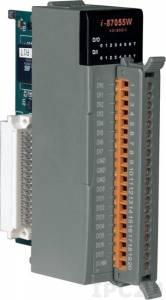 I-87055W Высокопрофильный модуль дискретного ввода-вывода без изоляции