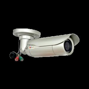 E44A 2 МП цилиндрическая IP-камера, вариофокальный объектив f2.8-12mm/F1.4, H.264/MJPEG, 1080p/30кадр/сек, день/ночь, адапт. ИК подсветка, WDR, DNR, PoE, IP68, IK10, -40..+50C