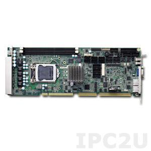 NuPRO-A331DV Процессорная плата PICMG 1.0 Intel Core i3/i5/i7 LGA1156 с 2xDDR3 DIMMs/2xGbE LAN/6xSATA II/8xUSB/6xCOM/Mini-PCIe Slot