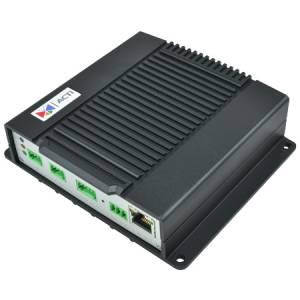 V21 1-канальный видеошифратор 960H/D1 H.264, BNC видеовход, RJ-45 видеовыход, Audio, MicroSDHC/MicroSDXC, RS-485, RS-422, DI/DO, PoE/DC12В
