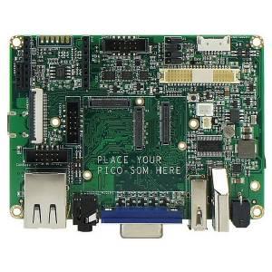 PICONYIMX6U10R1GBSDBW Процессорная плата PICO NYMPH GL с процессором Freescale I.MX6 DUALLITE 1ГГц, 1Гб RAM, слот SD, Wi-Fi 802.11a/c, Bluetooth 4.0