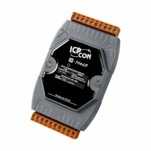 M-7066P Модуль ввода - вывода, 7 каналов релейного вывода PhotoMOS, протоколы DCON и Modbus