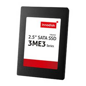 """DES25-32GD08BC3QC Твердотельный накопитель 32Гб Innodisk SATA III 3ME3, 2.5"""" SSD, MLC, чтение/запись 380/80 Мб/с, 4 канала, температурный диапазон 0...+70"""