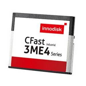 DECFA-16GM41BC1DC Карта памяти 16Гб Cfast, серия 3ME4, MLC, чтение/запись 270/60 Мбит/с, температурный диапазон -40..+85 C