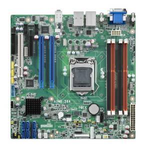 ASMB-584G2-00A1E Серверная плата MicroATX для Intel Xeon-E3, LGA1150, Intel C226, DDR3, 2xGB LAN, 4xUSB 3.0, 2xUSB 2.0, 2xPCIe x16 1xPCIe x4, 1xPCI, 1xLPC, 2xSMBus