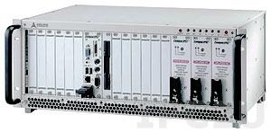 """cPCIS-2633/AC 19"""" Корпус 4U CompactPCI с 3U 13-слотовой объединительной платой cBP-3213P 32-бит c мостом cBP-R3213, и тремя источниками питания cPS-H325/AC"""