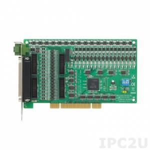 PCI-1730U-BE Плата ввода-вывода Universal PCI, 32DI, 32DO