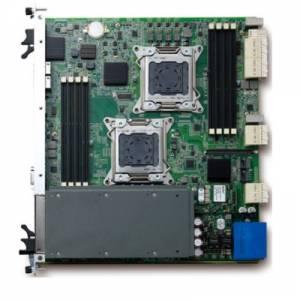 aTCA-6200A/S2648L/M8G Процессорная плата AdvancedTCA, 2xIntel Xeon E5-2648L 1.8 ГГц, 8 ГБ DDR3 RDIMM 204-pin VLP, с AMC bay