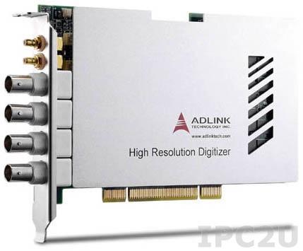 PCI-9816H/512 Плата ввода-вывода PCI, 4SE каналов AI 16 бит 10 Гц, 512 Мб SDRAM