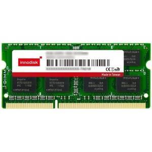 M3SW-2GMJCIN9-K Модуль оперативной памяти 2Гб Innodisk DDR3 SO-DIMM 1333Мгц 256Mx8, рабочая температура -40..+85C