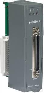 I-8094F Модуль четырехкоординатного управления сервоприводом и шаговыми двигателями, линейная интерполяция до 3 осей, круговая интерполяция 2 осей, порт FRnet