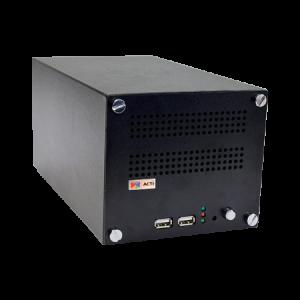 ENR-1000 4 канальный сетевой настольный видеорегистратор, 4 x 1080p/30 кадров в сек, 2 SATA HDD (макс. 8 ТБ), HDMI, DHCP сервер, Аудио, RJ-45, DI/DO, DC 12V, 0...40C