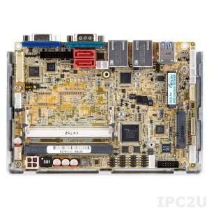 "WAFER-ULT2-i1-i3 Процессорная плата формата 3.5"" Intel Core i3-5010U 2.1ГГц, DDR3, VGA/LVDS/iDP, 2xGbE, 4xCOM, 2xUSB2.0, 2xUSB 3.0, DIO, SATAIII, PCIe Mini, слот iRIS-1010, RoHS"