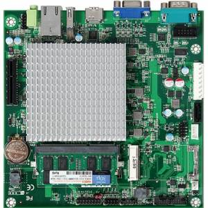 WADE-8078-E3845 Процессорная плата Mini-ITX ESB.Intel Bay Trail(Valleyview-I QC 1.9GHz processor) on Board .w/DDR3L SO-DIMM/VGA/HDMI/GbE Lan/COM/Audio/USB