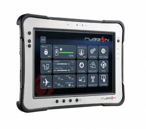 "RUGGON-PX-501-HB-WIN10 Rugged IP65 Tablet PC, 10.1"" WUWGA, 1920x1200, Intel Core i5 1.9 GHz CPU, 4GB RAM, 128GB SSD, Micro HDMI, 1xLAN, 1xCOM, 3xUSB, Micro SIM, Micro SD, GPS, Wi-Fi, BT, GNSS, 2/5MP Cam, 4500mAh Bat, Win 10 IoT"