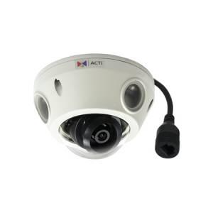 E933 2 МП IP-камера, f2.55мм/F2.2, H.264, 1080p/60 кадр/сек, день/ночь, адапт. ИК подсветка, 2D+3D DNR, Аудио, Micro SDHC, PoE, IP68, IK10, EN50155, RJ-45, -20C...+50C, встроенная видеоаналитика