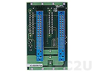 cBP-3062A 3U CompactPCI объединительная плата для двух источников питания, 2x 47-pin