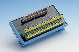 ADAM-3950-AE Плата клеммников с разъемом 50pin, монтаж на DIN рейку, до 50В