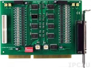 ISO-P64 ISA адаптер 64DI с гальванической изоляцией, переходник CA-4037x1, разъем CA-4002x2