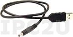 CBL-USBAP-50 Кабель USB - DC, разъем тип B, 50 см, ПВХ, до 5В