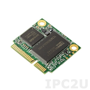 DEMSM-64GD09BC1DC Карта флеш-памяти бескорпусная 64Гб Innodisk mSATA mini 3ME3, SATA 3, MLC, чтение/запись 200 / 80 MB/s, 0..+70 C