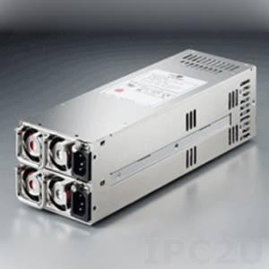 ZIPPY R2W-6400P 2U Промышленный дублированный источник питания ATX переменного тока 400Вт