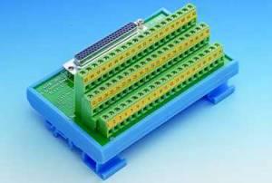 ADAM-3962-AE Клеммный адаптер для DB62, монтаж на DIN-рейку
