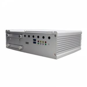 "ARTS-4770 Безвентиляторный встраиваемый компьютер с Intel Core i7- 3517UE, Intel PCH QM77, DDR3, VGA/DVI-D, 2xGbit LAN, 4xPoE, 2xCOM, 4xUSB, DIO, Audio, 2 отсека SIM, 2 отсека 2.5"" SATA HDD, 9-36В DC-In, -20...+55"
