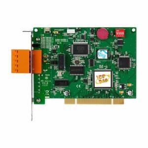 PISO-DNM100U-T 1-портовый Universal PCI адаптер интерфейса DeviceNet, винтовые клеммы