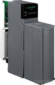 I-87018PW-G/S Высокопрофильный 8-канальный модуль ввода сигнала с термопары