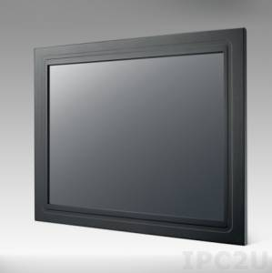"""IDS-3210G-40SVA1E 10.4"""" LCD монитор LED, 800x600, закаленное стекло, 400 нит, 1xVGA, 1xDVI, 12V DC-in"""