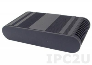 "LE2895-00C-H Встраиваемый компьютер Intel Atom D525 1.8ГГц, 3I525U-V4U, VGA, до 4Гб DDR3 RAM, 4xGbit Intel LAN, 2xUSB, отсек 2.5"" HDD, внешний адаптер питания 12В"